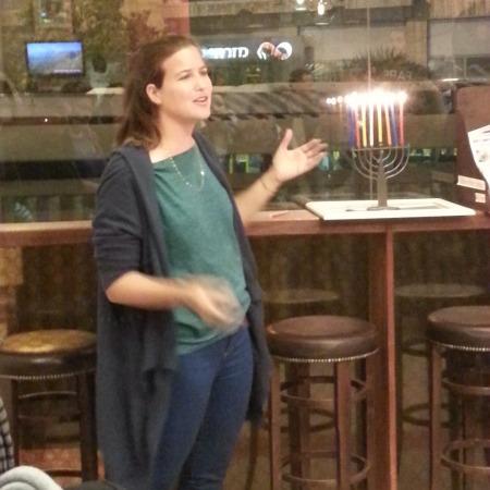Art History tour of Hanukah Menorahs