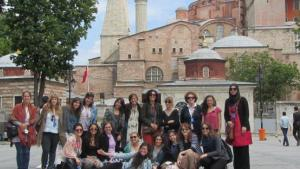 The 2014 Study Trip to Istanbul